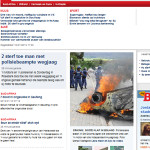 Beeld Newspaper South Africa