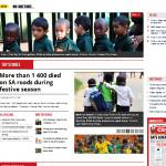 City Press Newspaper South Africa