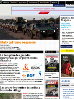 Courrier International France Newspaper