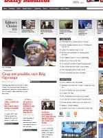 Daily Monitor ePaper