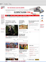 El Espectador Colombian Spanish Newspaper