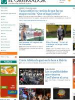 El Observador Uruguayan Newspaper
