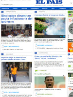 El Pais Uruguayan Newspaper