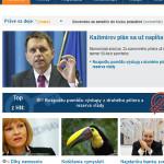 Hospodarske Noviny Slovakia Newspaper