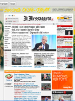 Il Messaggero Italian Newspaper