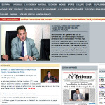 La Tribune Algeria Newspaper