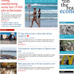 Mail & Guardian Newspaper South Africa