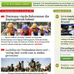 NRC Handelsblad Netherlands Newspaper