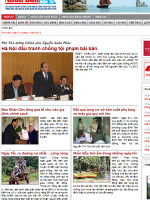 Nhandan Vietnam Newspaper