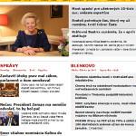 Pravda Slovakia Newspaper