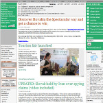 Slovak Spectator Slovakia Newspaper