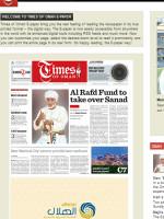 Times of Oman ePaper