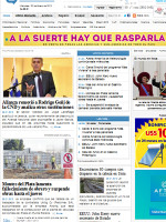 Ultimas Noticias Uruguayan Newspaper