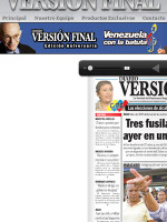 Version Final Venezuela Newspaper