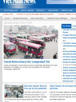 Vietnam News Vietnam Newspaper