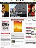 laRegione Ticino Switzerland Epaper