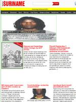 Dagblad Suriname Suriname Newspaper