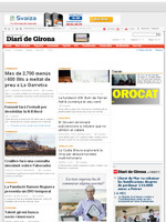Diari de Girona Newspaper Spain