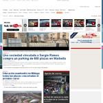 Diario Sur Newspaper Spain