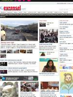 Evrensel Gazetesy Newspaper Turkey