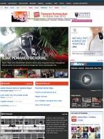 Harian Metro Newspaper Malaysia