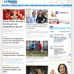 La Opinion de Tenerife Newspaper Spain
