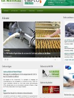Le Matin du Sahara Newspaper Morocco
