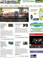 Montserrat Reporter Newspaper Montserrat