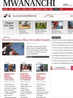 Mwananchi Tanzania Newspaper