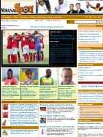 Mwanaspoti Tanzania Newspaper