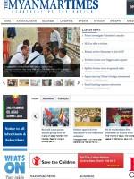 Myanmar Times Newspaper Myanmar