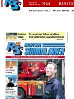 Ruotsin Suomalainen Sweden Newspaper