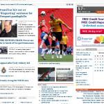 South Wales Argus Wales Newspaper