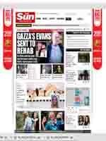 The Sun  Ireland Newspaper