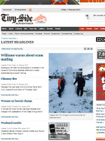 Tivyside Advertiser Wales Newspaper