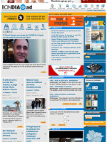 Bondia Andorra Newspaper