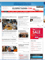 El Espectador Colombian Newspaper