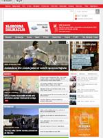 Slobodna Dalmacija Croatian Newspaper