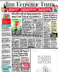The Economic Times English Epapers