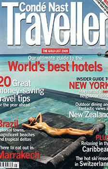 Cond� Nast Traveller English Magazine