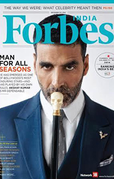 Forbes India English Magazine